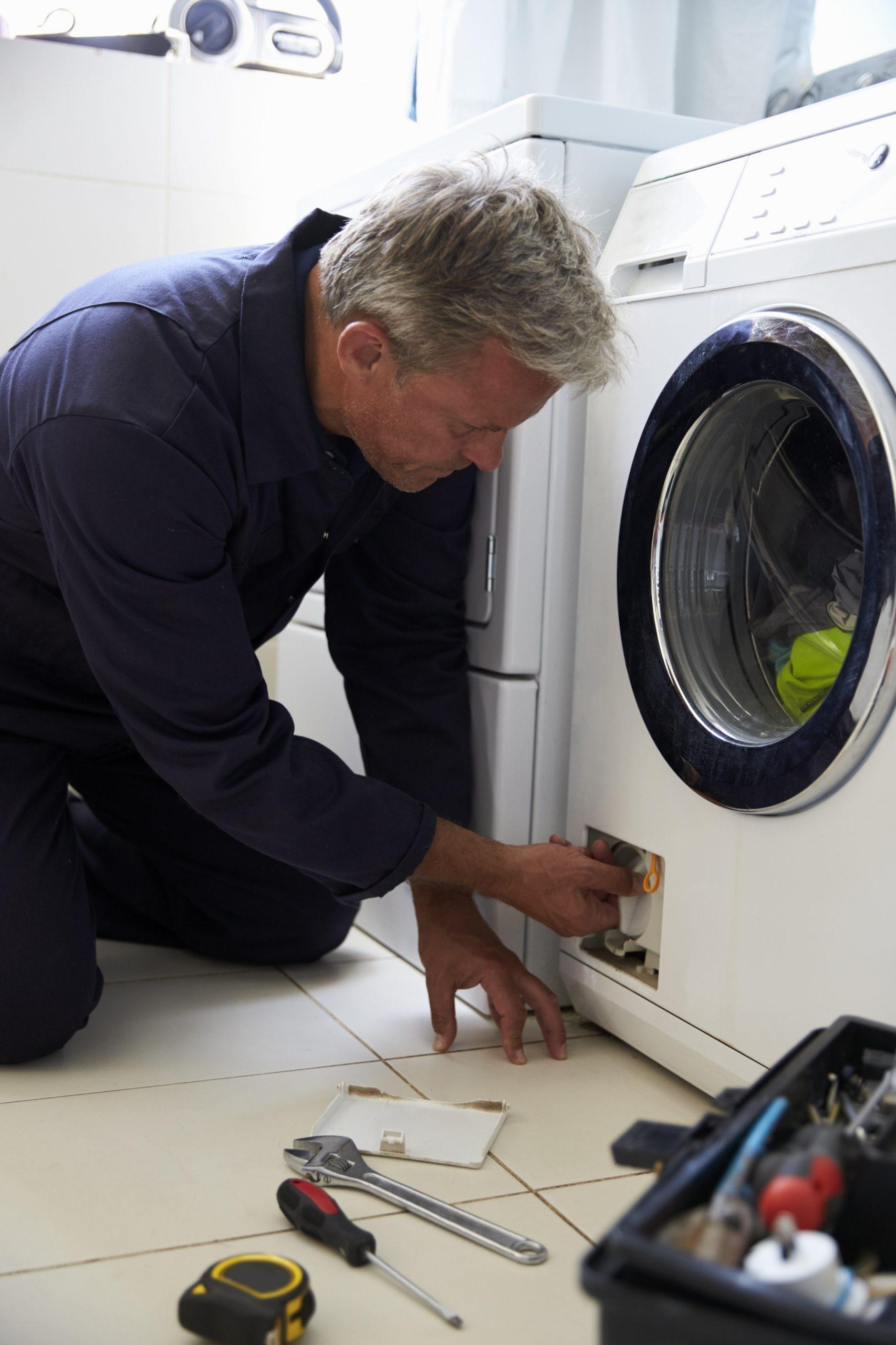 Reparar Máquinas de Lavar e Secar Benfica